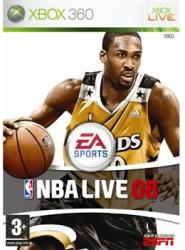 Electronic Arts NBA Live 08 (Xbox 360)