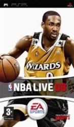 Electronic Arts NBA Live 08 (PSP)