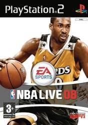 Electronic Arts NBA Live 08 (PS2)