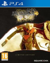 Square Enix Final Fantasy Type-0 HD [Limited Edition] (PS4)