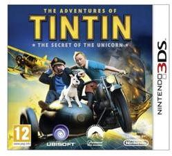 Ubisoft The Adventures of Tintin The Secret of the Unicorn (3DS)