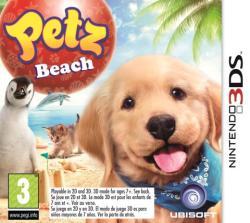 Ubisoft Petz Beach (3DS)