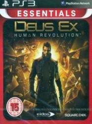 Square Enix Deus Ex Human Revolution [Essentials] (PS3)