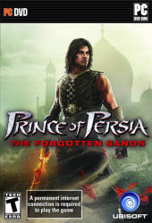 Ubisoft Prince of Persia The Forgotten Sands [Exclusive] (PC)