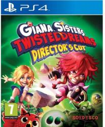 Soedesco Giana Sisters Twisted Dreams [Director's Cut] (PS4)