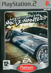 Electronic Arts Need for speed Most Wanted [Platinum] (PS2)