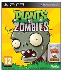 PopCap Games Plants vs Zombies (PS3)