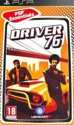 Ubisoft Driver 76 [Essentials] (PSP)