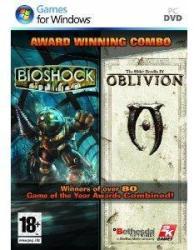 Bethesda Award Winning Combo: BioShock + The Elder Scrolls IV Oblivion (PC)
