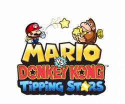 Nintendo Mario vs. Donkey Kong Tipping Stars (Wii U)