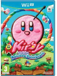 Nintendo Kirby and the Rainbow Paintbrush (Curse) (Wii U)