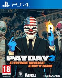 505 Games Payday 2 [Crimewave Edition] (PS4)