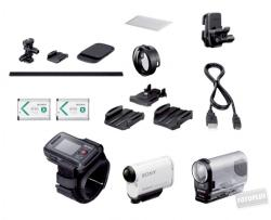 Sony HDR-AS200VT Travel Kit