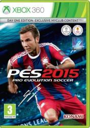 Konami PES 2015 Pro Evolution Soccer [Day One Edition] (Xbox 360)