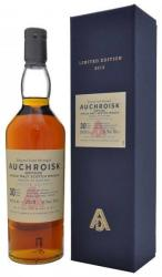 AUCHROISK 30 Years Natural Cask Strength Whiskey 0,7L 54,7%