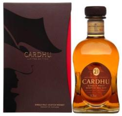 CARDHU 21 Years Limited Edition Whiskey 0,7L 54,2%