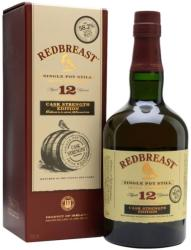 REDBREAST 12 Years Cask Strength Whiskey 0,7L 58%