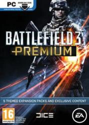 Electronic Arts Battlefield 3 Premium Service (PC)