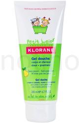 Klorane Petit Junior Tusfürdő 200ml
