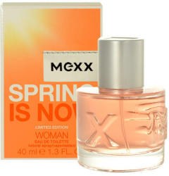 Mexx Spring is Now Woman EDT 40ml