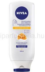 Nivea Body Shower Milk Tusoló Testápoló Tej 250ml