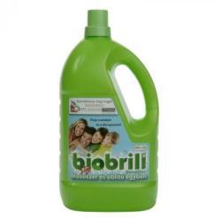 BioBrill Mosószer És Öblítő Egyben 3 L