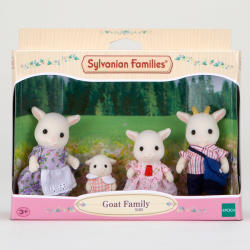 Sylvanian Families Kecske Család