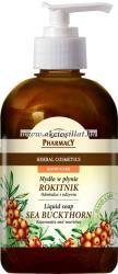 Green Pharmacy Folyékony szappan homoktövis kivonattal (465 ml)