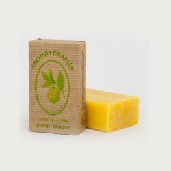 Tulasi Aromaterápiás citrom-fahéj szappan (90 g)