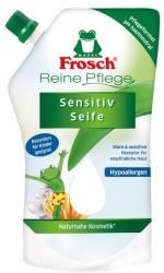 Frosch Folyékony sensitive gyerek szappan utántöltő (500 ml)
