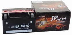 Jász-Plasztik Kft. JP MOTO AGM 12V 6Ah Bal YTX7A-BS