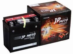 Jász-Plasztik Kft. JP MOTO AGM 12V 12Ah Bal YTX14-BS