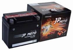 Jász-Plasztik Kft. JP MOTO AGM 12V 10Ah Bal YTX12-BS