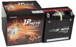 Jász-Plasztik Kft. JP MOTO AGM 12V 14Ah Bal YTX16-BS