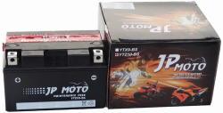 Jász-Plasztik Kft. JP MOTO AGM 12V 8.5Ah Bal YTZ10-BS