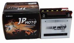 Jász-Plasztik Kft. JP MOTO 12V 19Ah jobb YB16L-B