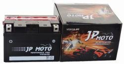 Jász-Plasztik Kft. JP MOTO AGM 12V 10Ah Bal YT12A-BS