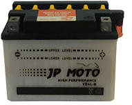 Jász-Plasztik Kft. JP MOTO 12V 14Ah jobb 12N14-3A