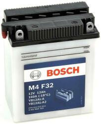 Bosch M4 12V 12Ah Jobb YB12AL-A2 0092M4F320