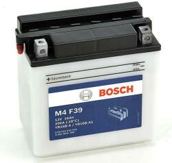 Bosch M4 12V 16Ah Bal YB16B-A 0092M4F390