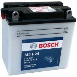 Bosch M4 12V 8Ah Bal YB7-A 0092M4F240