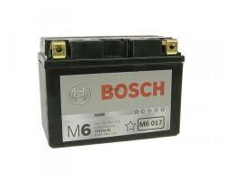 Bosch M6 AGM 12V 11Ah Bal TTZ14S-BS 0092M60170