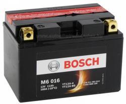 Bosch M6 AGM 12V 11Ah Bal YT12A-4/YT12A-BS 0092M60160