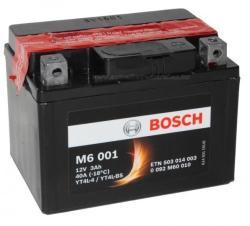 Bosch M6 AGM 12V 3Ah Jobb YT4L-BS 0092M60010