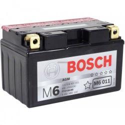 Bosch M6 AGM 12V 8Ah Bal YTZ10S-BS 0092M60110