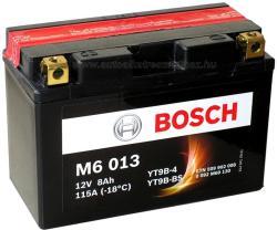 Bosch M6 AGM 12V 9Ah Bal YT9B-4/YT9B-BS 0092M60130