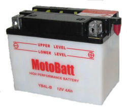 MotoBatt 12V 8Ah bal YTX9-BS