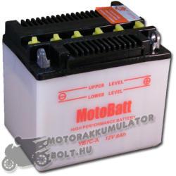 MotoBatt 12V 8Ah jobb YB7C-A