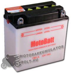 MotoBatt 12V 8Ah bal YB7-A