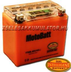 MotoBatt I-GEL 12V 5Ah jobb YTX5L-BS